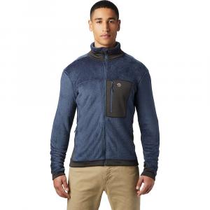 Mountain Hardwear Men's Monkey Man/2 Jacket - Large - Zinc