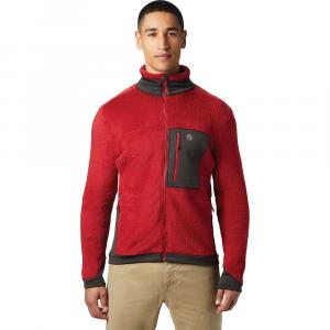 Mountain Hardwear Men's Monkey Man/2 Jacket - Medium - Dark Brick