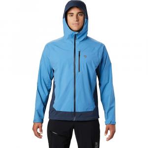 Mountain Hardwear Men's Stretch Ozonic Jacket - Large - Deep Lake