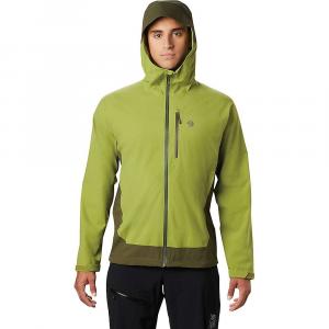 Mountain Hardwear Men's Stretch Ozonic Jacket - Medium - Just Green