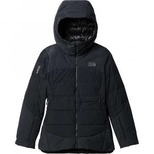 Mountain Hardwear Women's Direct North GTX Windstopper Down Jacket - Small - Dark Storm