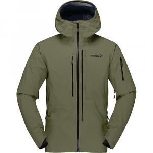 Norrona Men's Lofoten GTX Pro Jacket - XL - Olive Night