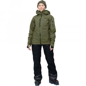 Norrona Women's Lofoten Gore-Tex Insulated Jacket - Small - Olive Night