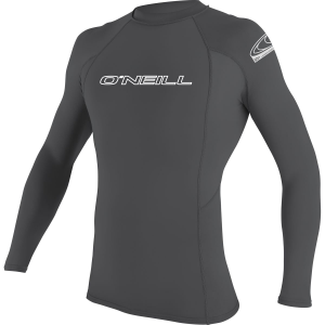 O'Neill Basic Skins 50+ Long-Sleeve Rashguard - Men's