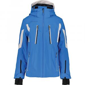 Obermeyer Boys' Mach 11 Jacket - Large - Blue Vibes
