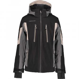 Obermeyer Boys' Mach 11 Jacket - Medium - Black