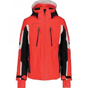 Obermeyer Boys' Mach 11 Jacket - Medium - Red