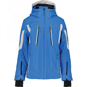 Obermeyer Boys' Mach 11 Jacket - Small - Blue Vibes