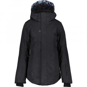Obermeyer Girls' Haana Jacket - XL - Black
