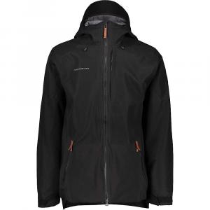 Obermeyer Men's Chandler Shell Jacket - Large Regular - Black