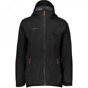 Obermeyer Men's Chandler Shell Jacket - Medium Regular - Black