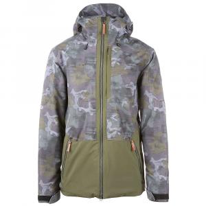 Obermeyer Men's Chandler Shell Jacket - XL Regular - Off-Duty Camo