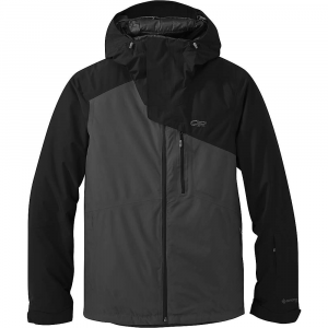 Outdoor Research Men's Tungsten Jacket - Large - Storm / Black