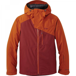 Outdoor Research Men's Tungsten Jacket - Small - Madder / Umber