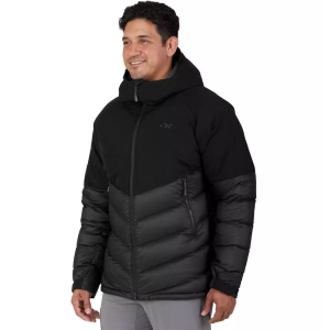 Outdoor Research Super Transcendent Down Hooded Jacket - Mens'