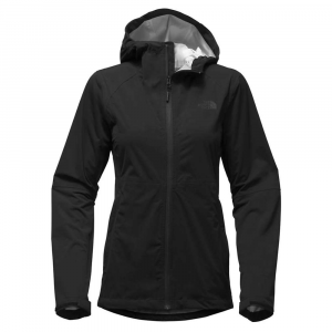 The North Face Women's Allproof Stretch Jacket - Small - TNF Black