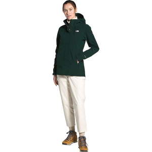 The North Face Women's Apex Flex DryVent Jacket - Large - Scarab Green / Scarab Green