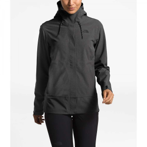 The North Face Women's Apex Flex DryVent Jacket - XS - TNF Dark Grey Heather / TNF Dark Grey Heather