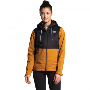 The North Face Women's Arrowood Triclimate Jacket - Small - Citrine Yellow / TNF Black