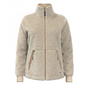 The North Face Women's Campshire Full Zip Jacket - Medium - Bleached Sand / Hawthorne Khaki