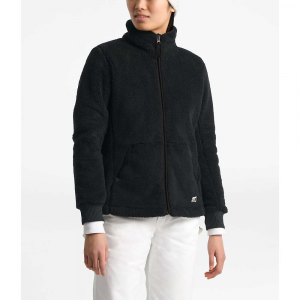 The North Face Women's Campshire Full Zip Jacket - Medium - TNF Black
