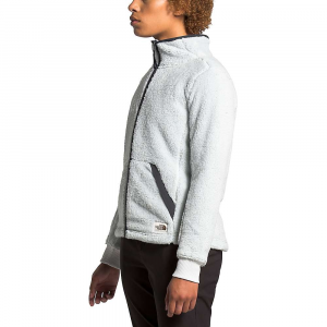 The North Face Women's Campshire Full Zip Jacket - Small - Tin Grey / Asphalt Grey