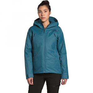 The North Face Women's Clementine Triclimate Jacket - Large - Mallard Blue / Blue Wing Teal