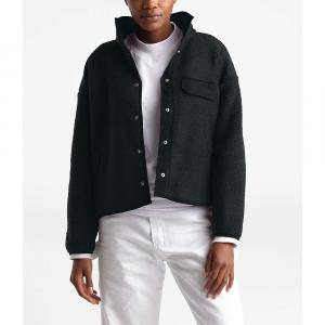 The North Face Women's Cragmont Fleece Jacket - Medium - TNF Black