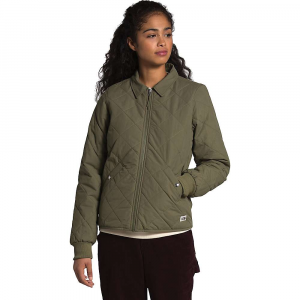 The North Face Women's Cuchillo Jacket - Small - Burnt Olive Green