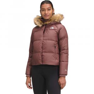 The North Face Women's Dealio Down Crop Jacket - XL - Marron Purple