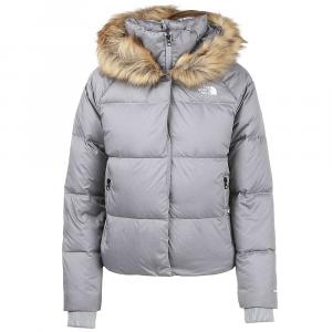 The North Face Women's Dealio Down Crop Jacket - XL - TNF Medium Grey Heather