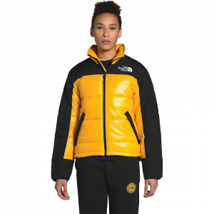 The North Face Women's HMLYN Insulated Jacket - Small - Summit Gold