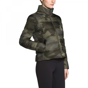 The North Face Women's Hybrid Insulation Jacket - Large - New Taupe Green Vapor Ikat Print