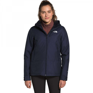 The North Face Women's Inlux Insulated Jacket - Large - Aviator Navy Heather