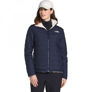 The North Face Women's Mossbud Insulated Reversible Jacket - Small - Aviator Navy / Vintage White