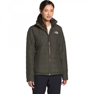 The North Face Women's Mossbud Insulated Reversible Jacket - Small - New Taupe Green