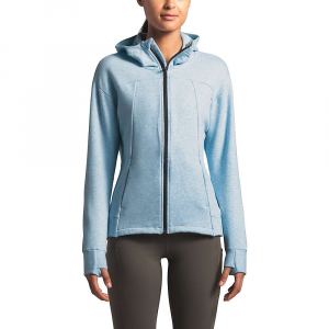 The North Face Women's Motivation Fleece Full Zip Jacket - Medium - Angel Falls Blue Heather