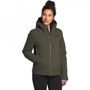 The North Face Women's Mountain Light FUTURELIGHT Triclimate Jacket - Small - New Taupe Green / TNF Black