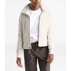 The North Face Women's Osito Flow Jacket - Small - Vintage White