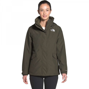 The North Face Women's Osito Triclimate Jacket - Medium - New Taupe Green
