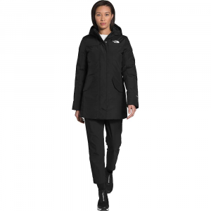 The North Face Women's Pilson Jacket - Small - TNF Black
