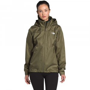 The North Face Women's Resolve Plus Jacket - Small - Burnt Olive Green