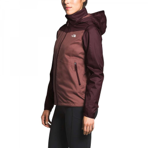 The North Face Women's Resolve Plus Jacket - Small - Marron Purple / Root Brown