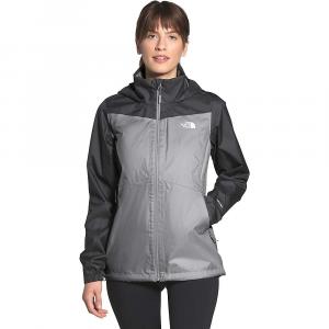 The North Face Women's Resolve Plus Jacket - Small - Meld Grey / Asphalt Grey