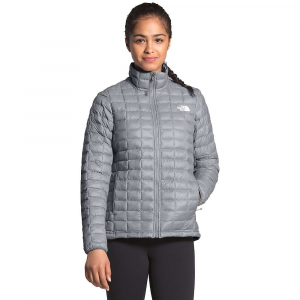 The North Face Women's ThermoBall Eco Jacket - XS - Mid Grey Matte