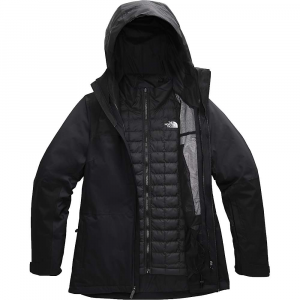 The North Face Women's ThermoBall Eco Snow Triclimate Jacket - XS - TNF Black