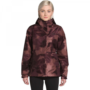 The North Face Women's Venture 2 Jacket - Large - Marron Purple Vapor Ikat Print
