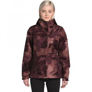 The North Face Women's Venture 2 Jacket - Medium - Marron Purple Vapor Ikat Print
