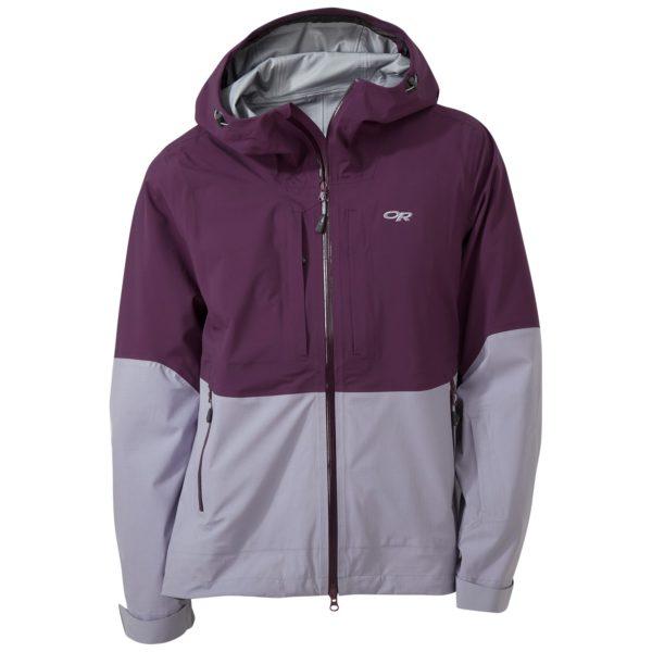 Women's Outdoor Research Carbide Jacket 2021 - Medium Purple