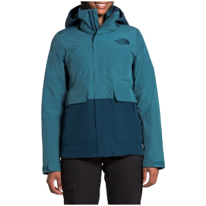 Women's The North Face Garner Triclimate Jacket in Blue Size X-Large
